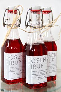 #nachhaltige #glasverpackung #lroots #rosensirup #aperitif #spritzig #rosenträume #sirup #süss #handgemacht Alcoholic Drinks, Wine, Bottle, Glass, Organic Beauty, Nice Asses, Drinkware, Flask, Corning Glass