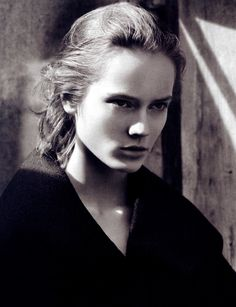 "Monika ""Jac"" Jagaciak by David Sims"