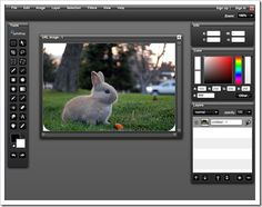 9 online photo editors which will help replace Picnik :(