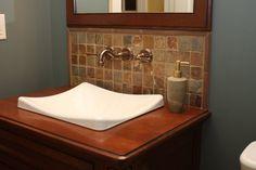 82 best bath backsplash ideas images on pinterest home decor