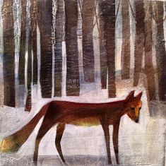 'Young Fox' by Este Macleod
