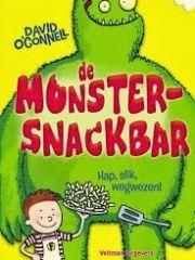 De Monstersnackbar - David O'connel. Reserveer: http://www.theek5.nl/iguana/?sUrl=search#RecordId=2.294259