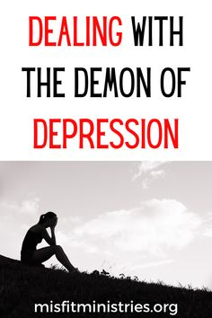 Fighting depression as a Christian.