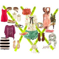 H ONLY!, created by brittanylovey on Polyvore