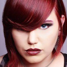 Hair by: K Shears  Customize color & Cut #makeup #followback #beauty