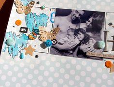 Papiers et stickers 4h37, étiquettes, pastilles, cadre métal, cabochon, bulle top moumoute et kraft autocollant Ephéméria by Luckie Scrapbooking, Stickers, Blog, Sticker, Paper, Scrapbook, Scrapbooks, Memory Books, The Notebook