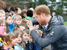 """How Prince Harry Has Proved He's Ready for Kids 