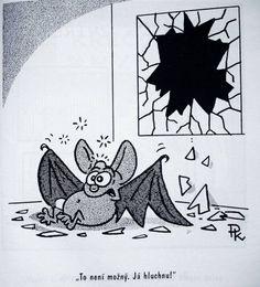 23 nejlegračnějších kreslených vtipů od Pavla Kantorka – G.cz Funny Memes, Jokes, Pavlova, Caricature, Humor, Playing Cards, Fox, Fitness, Husky Jokes