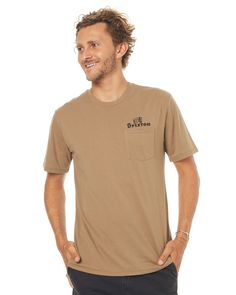 Love this?   Brixton Tanka Ii Mens Pocket Tee Green http://www.fashion4men.com.au/shop/surfstitch/brixton-tanka-ii-mens-pocket-tee-green/ #Brixton, #Green, #II, #MenS, #Pocket, #SurfStitch, #Tanka, #Tee, #Tops