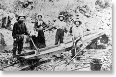 Women at the mines-One of them was Mary Jane Megquier who crossed the Isthmus early in 1849, and wrote this of her Chagres River journey:from Women of Gold by JoAnne Levy