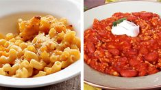 Fab-ab meals: Joy Bauer's slimmed-down mac and cheese, turkey chili, more. The broccoli soup looks really good!
