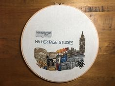 Have a look at this amazing work that the brilliant @Becky__Stevens did for our MA Heritage Studies! It captures built, natural and intangible cultural heritage; and points to issues we will be exploring in the MA: safeguarding, representing, engaging with and making of heritagepic.twitter.com/reO2TYCIyB Manchester Art, Exploring, That Look, Study, Culture, Twitter, Natural, Amazing, Studio