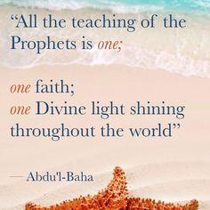 ('Abdu'l-Bahá in London, p. 43) | #unity #oneness #bahai #religion #faith #quote #whim #instaquote #quotestagram #beach #sand #starfish #abdulbaha #god #spiritual #love #peace