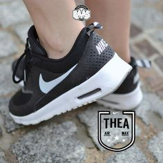 reputable site c9175 62f39  nike  airmax  thea  nikethea  nikeblack  tripleblack  sneakerbaas   baasbovenbaas