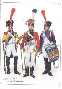 Musicanti della fanteria della linea
