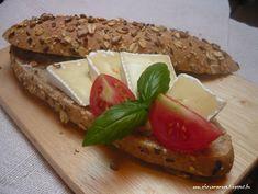 Az áfonya mámora: Sokmagos szendvicsrúd Camembert Cheese, Graham, Brie, French Toast, Low Carb, Breakfast, Recipes, Food, Breads