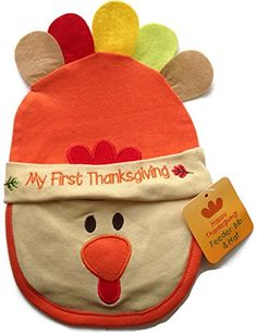 'My First Thanksgiving' Baby Feeder B…