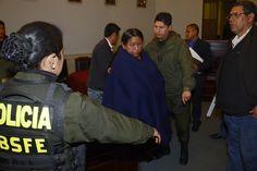 Juez envía a la cárcel de Palmasola a Nemesia Achacollo por el caso Fondo Indígena | Radio Panamericana