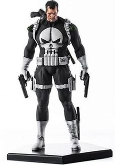 Punisher Marvel Comics Art Scale Iron Studios - Iron Studios 1/10