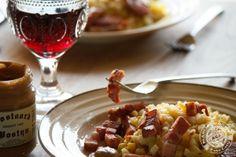 Vergeten groenten met Breydelspek