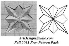 Free Chip Carving Patterns - by LSIrish @ LumberJocks.com ...