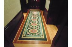 - Click here to bid -  Classical European Savonnerie manufactory inspired wool carpet  influenced  by C18/C19th designs beige ground six m