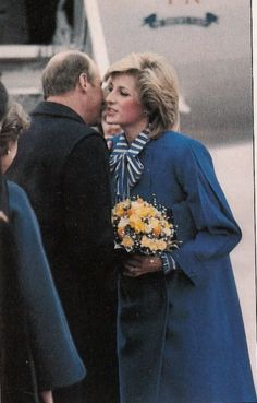 February 11, 1984: Princess Diana carried out her first solo official visit abroad. She flew to Oslo to attend a gala performance by the London City Ballet, whose patron she had become the previous year. The trip represented her growing confidence and also shed light on a previously unexpected astuteness.