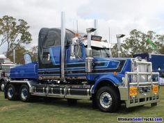 Heavy Haulage Australia Western Star
