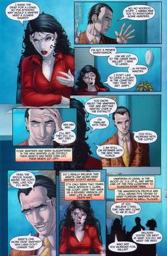 Anita Blake, Vampire Hunter: Guilty Pleasures 1 Page 5