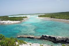 Rainbow Bay, Eleuthera...i was right in that water :)
