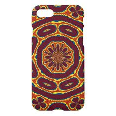 Geometric tapestry iPhone 8/7 case - fancy gifts cool gift ideas unique special diy customize