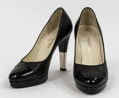 Chanel size 39 - http://www.pandoradressagency.com/latest-arrivals/product/chanel-162/