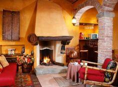 Деревенское жилье с комфортом на винодельнях Кьянти