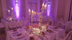 White, Crystal & Pink @ OOCT Ballroom # Duke&Duchess
