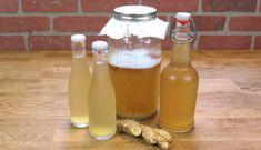 L'eau de gingembre: la boisson la plus saine pour brûler toute les graisses indésirables des hanches, du dos et des cuisses!