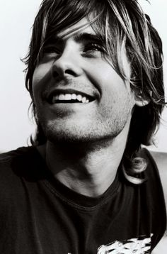 Jared Leto he is so talented and beautiful!