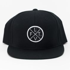 Prestige Worlwide Hat - Black – Live Fit. Apparel