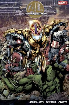 Age of Ultron: Graphic Novel