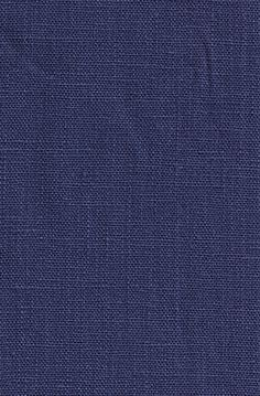 "Tuscany Linen, Navy; 57"" wide 100% Linen; $19.95 per yard - Tonic Living #navy #neutral"