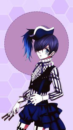 #kuroshitsuji #ciel Black Butler Manga, Black Butler Cosplay, Black Butler Meme, Butler Anime, Ciel And Alois, Sebastian X Ciel, Ciel Phantomhive, Anime Couples Manga, Cute Anime Couples