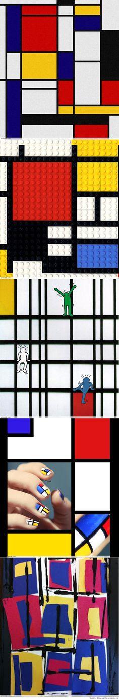 Mondrian ART                                                       …