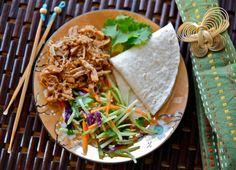 Oriental taco (crockpot)