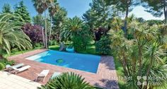 Grand Villa with Staff and Guest Accomondation Pools and Tennis in Mougins |