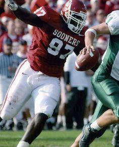 Tommie Harris Oklahoma Sooners 8x10 Sports Photo J | eBay