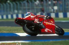 500 gp | Carl Fogarty Cagiva 500 GP