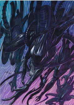 Aliens, David Michael Beck