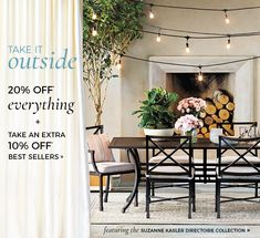 Shop the Suzanne Kasler Directoire outdoor furniture collection. Ballard Designs outdoor furniture collections add style and comfort right where you want them. Online Furniture Stores, Ballard Designs, Furniture Collection, Best Sellers, Relax, Patio, Outdoor Furniture, Home Decor, Decoration Home