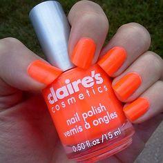 Claire's Neon Flames