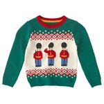 Guards Kids Knitted Jumper