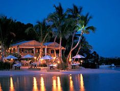 Little Palm Island Resort & Spa  Little Torch Key, FL  Florida's most secluded and romantic retreat: a West Indies–style idyll set along a white-sand beach on a 6-acre island accessible only by boat or seaplane, which will also take you to a smaller island for a picnic.